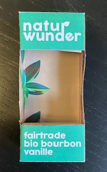 naturwunder Fairtrade & BIO Bourbon Pulver - 5 g