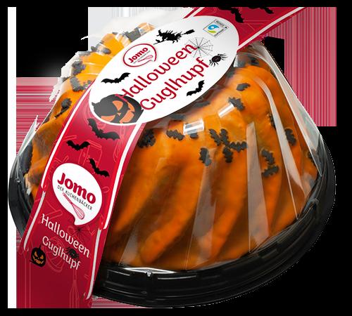 Halloween Guglhupf