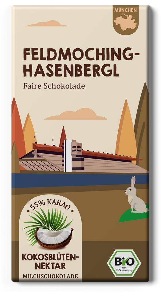 Feldmoching - Hasenbergl - München, Bio
