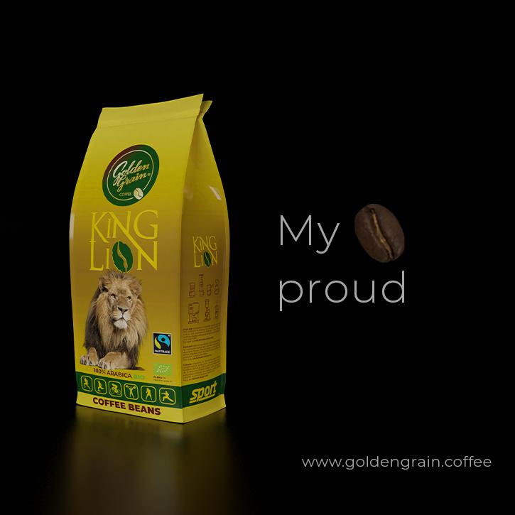 KING LION BIO COFFEE