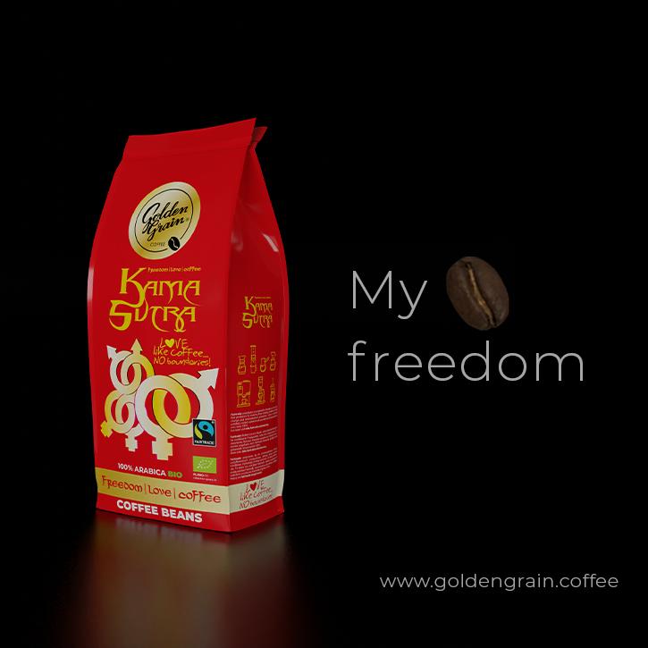 KAMA SUTRA BIO COFFEE