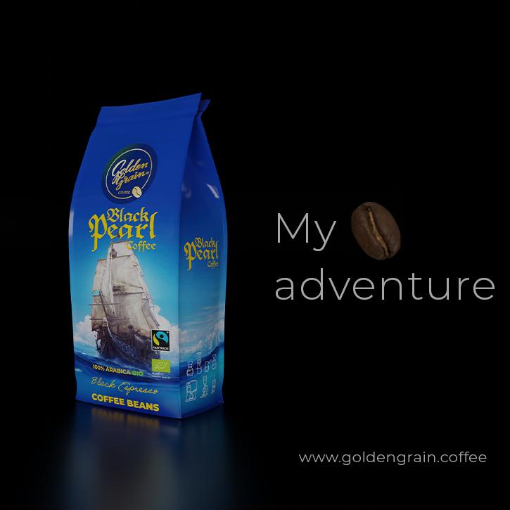 BLACK PEARL BIO COFFEE