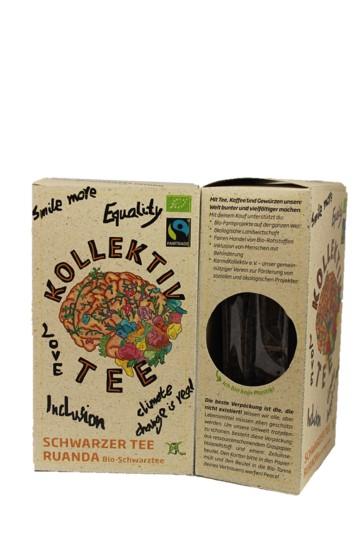 Bio Schwarzer Tee Ruanda