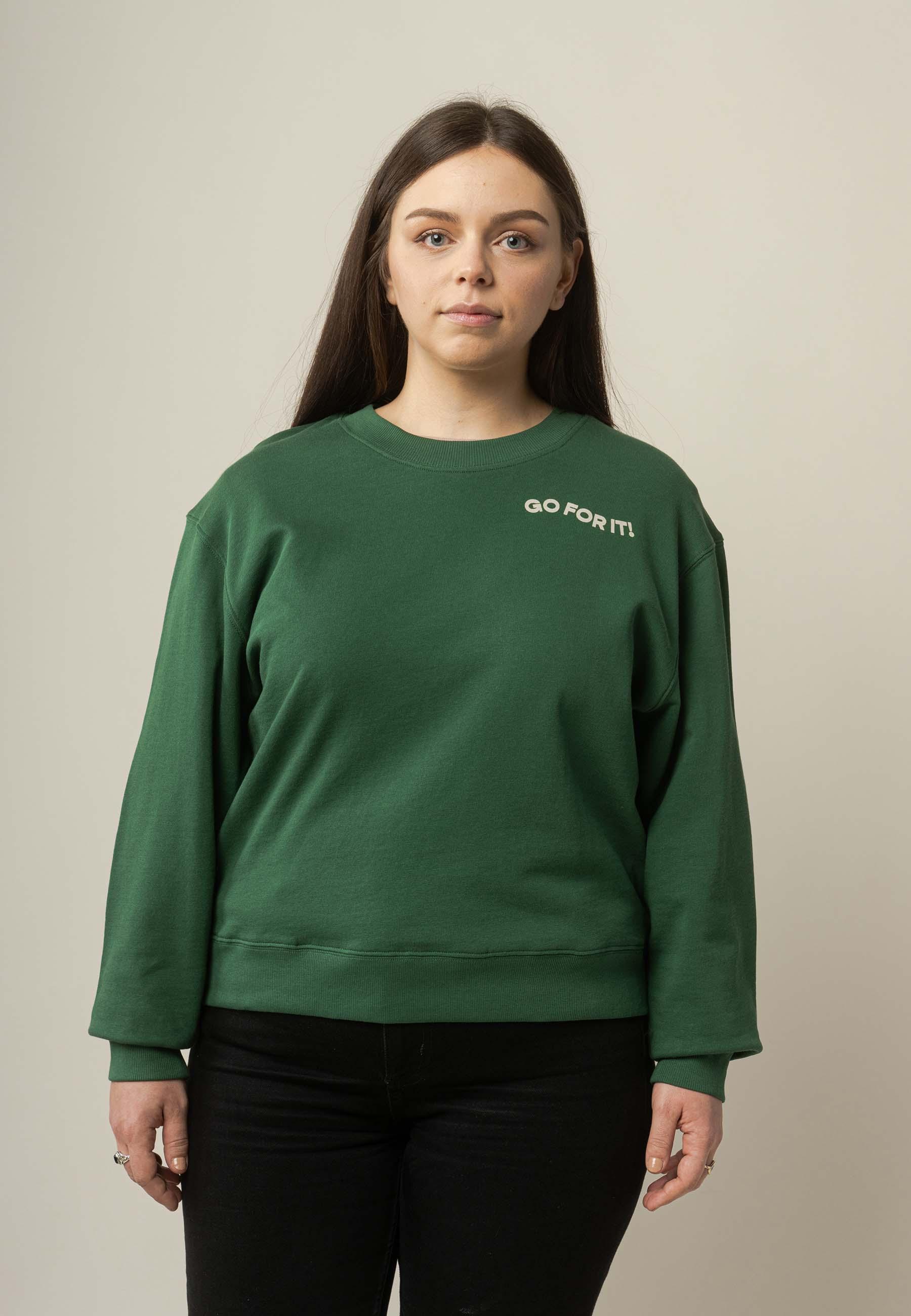 Damen Bedrucktes Sweatshirt RATI
