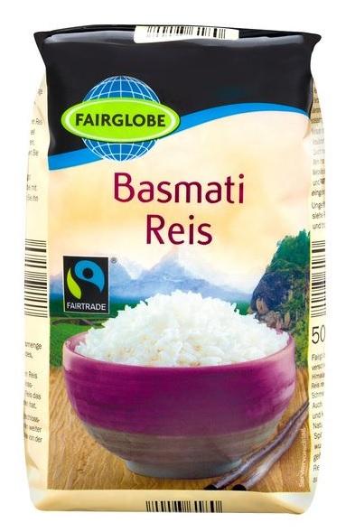 Basmati Reis, lose