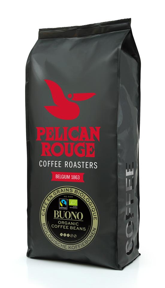 Beans FTO Buono 8x1kg