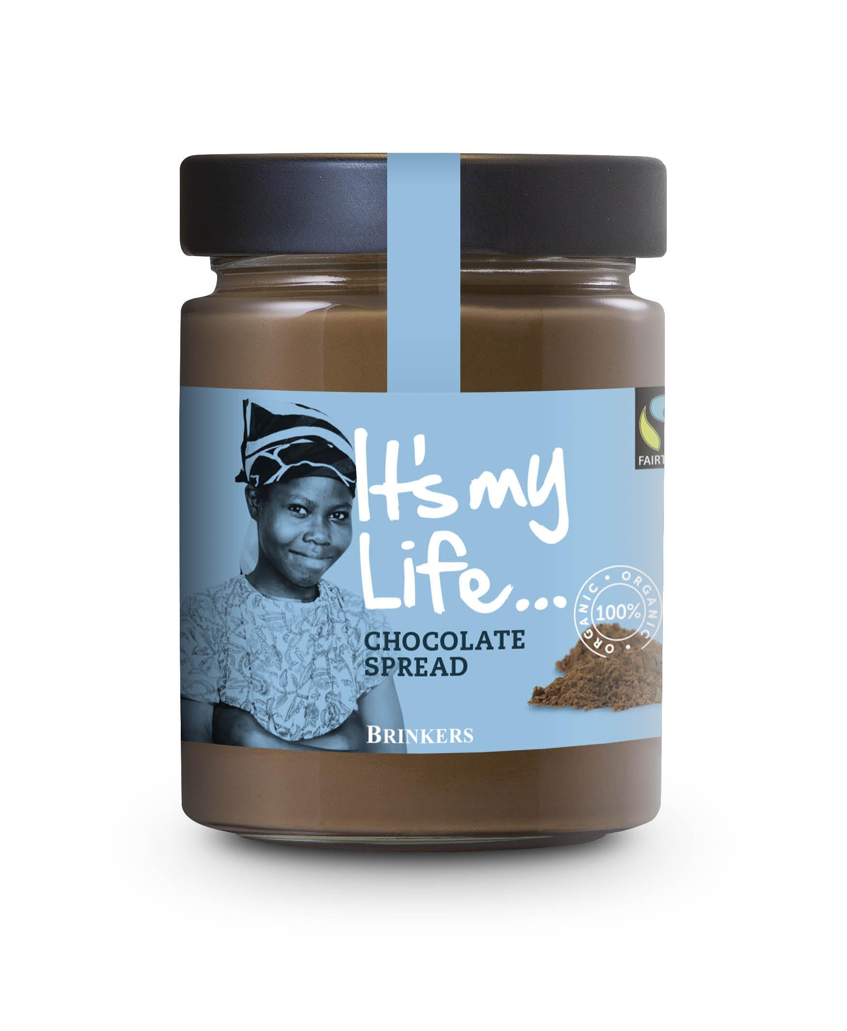 It's My Life Chocolate Spread 400g