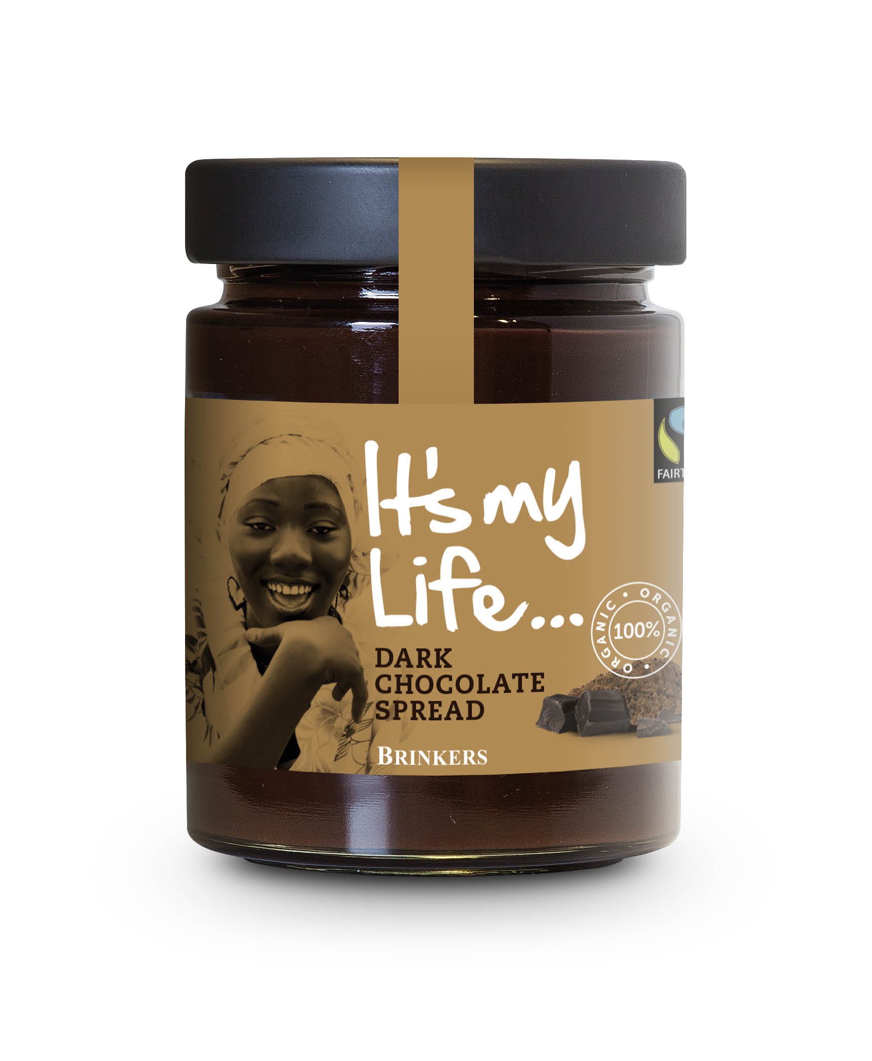 It's My Life Dark Chocolate Spread 400g