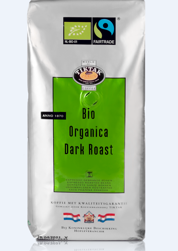Tiktak Bio Organica Dark Roast
