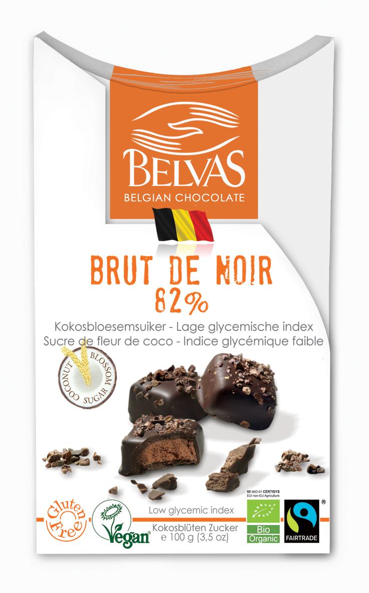 Belvas – Brut de noir – 100 gr