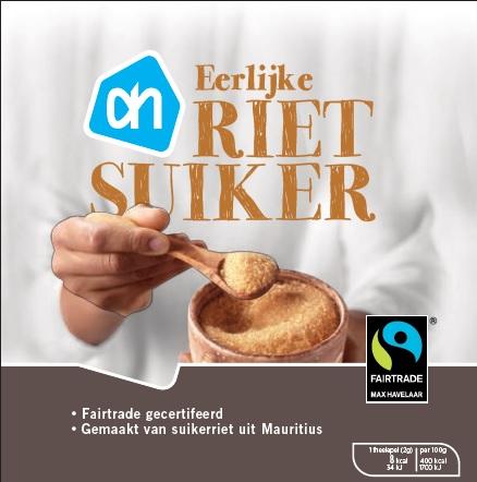 AH Fairtrade rietsuiker