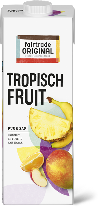Fair Trade Original Jus de fruits Tropical 1L