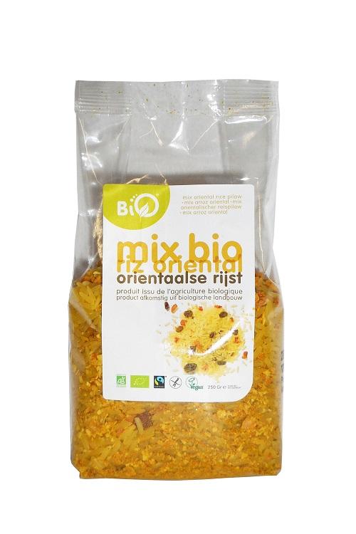 Natur Inov - Bio - Riz oriental - 250 gr