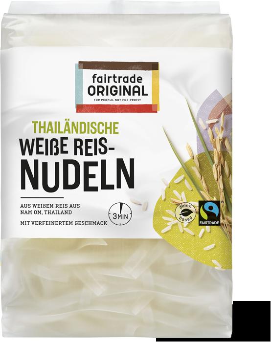 Witte Rijstnoedels