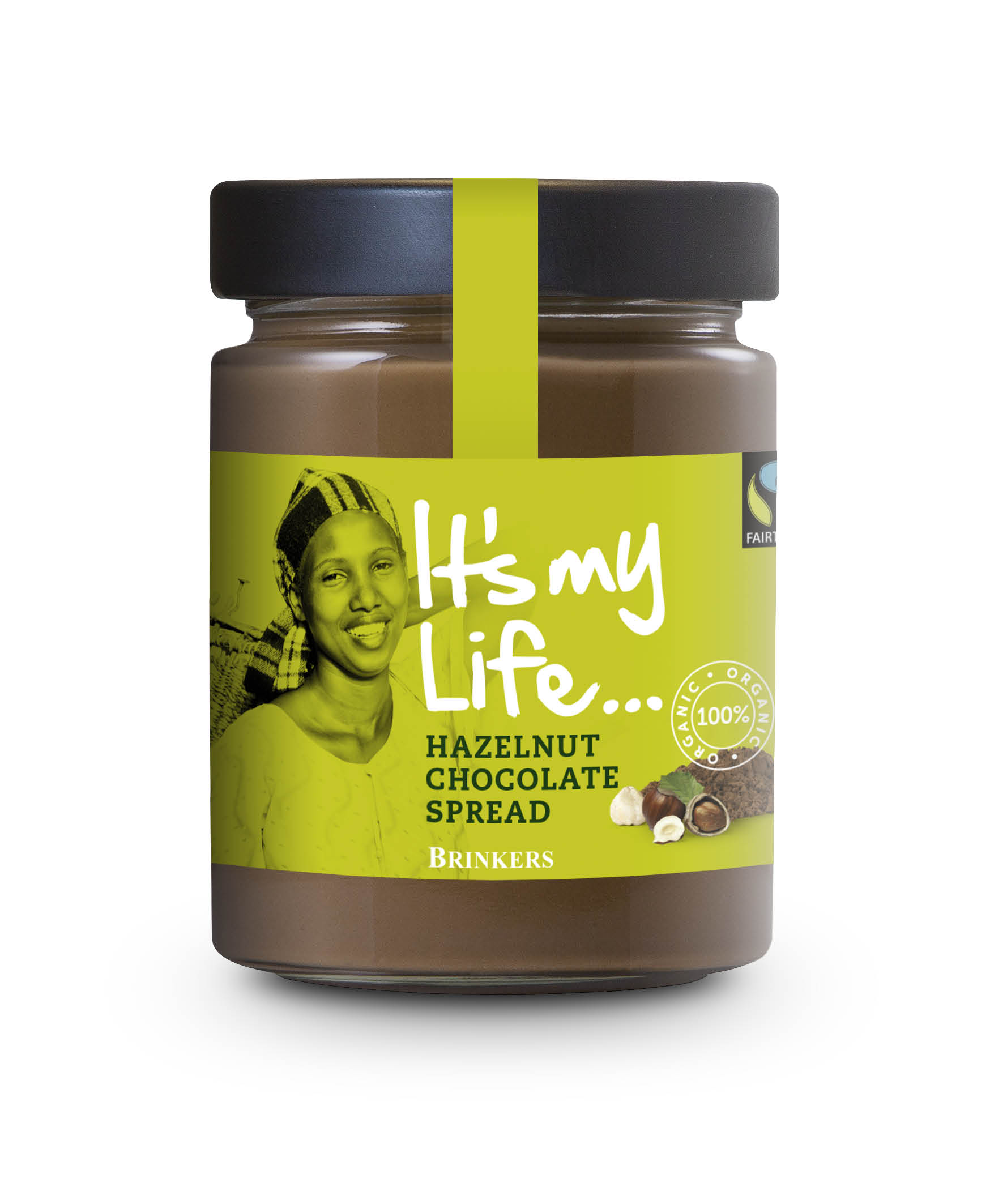 It's My Life Hazelnut Chocolate Spread 270g (English)