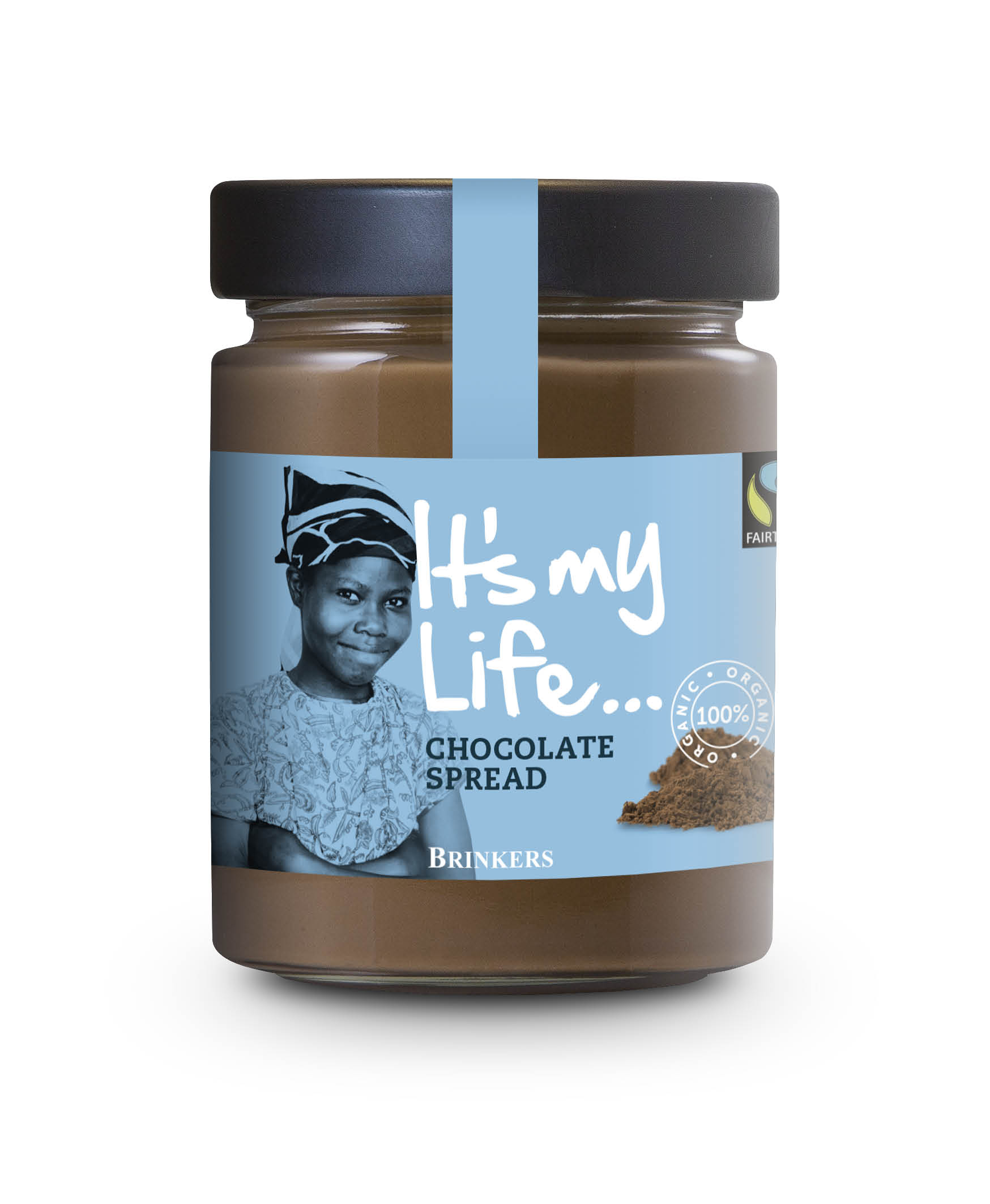 It's My Life Chocolate Spread 270g (English)