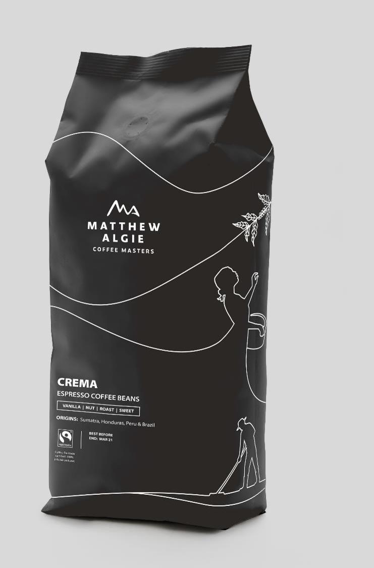Crema FT Espresso Beans 6x1kg