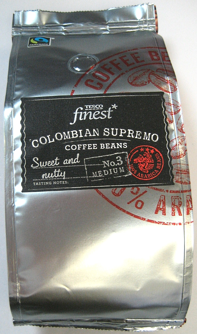 Colombian Supremo Beans 6 x 227g
