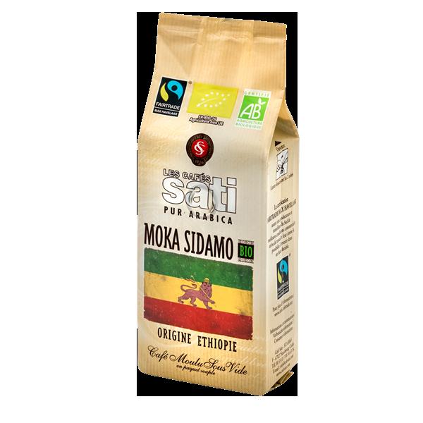 Café Moka Sidamo 250g