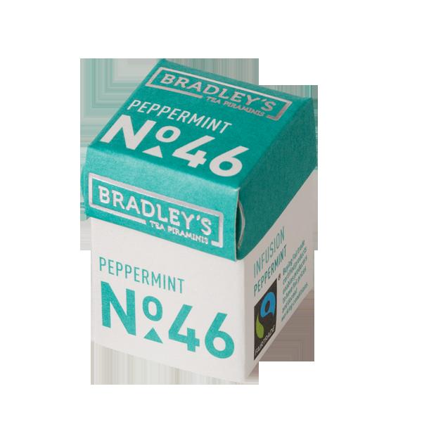 Bradleys Piraminis Mint 30x2g
