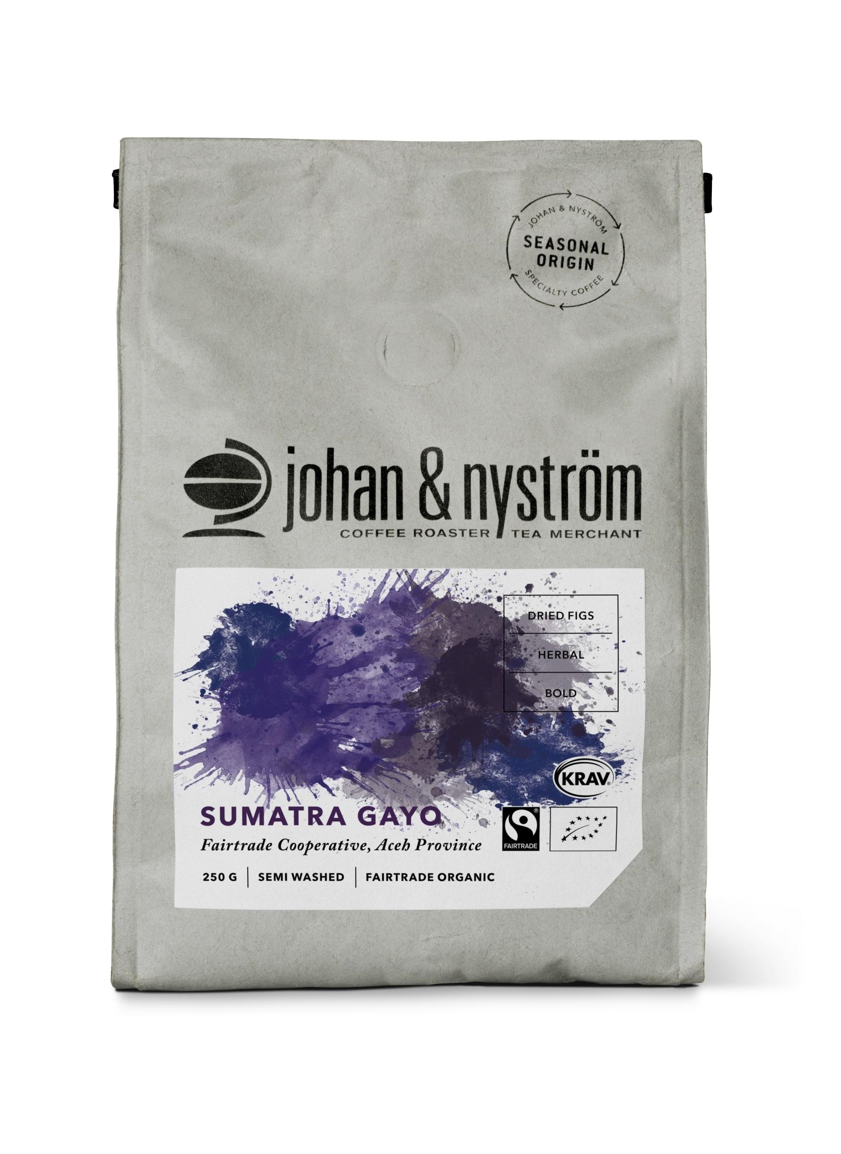 Sumatra Gayo FTO 250g