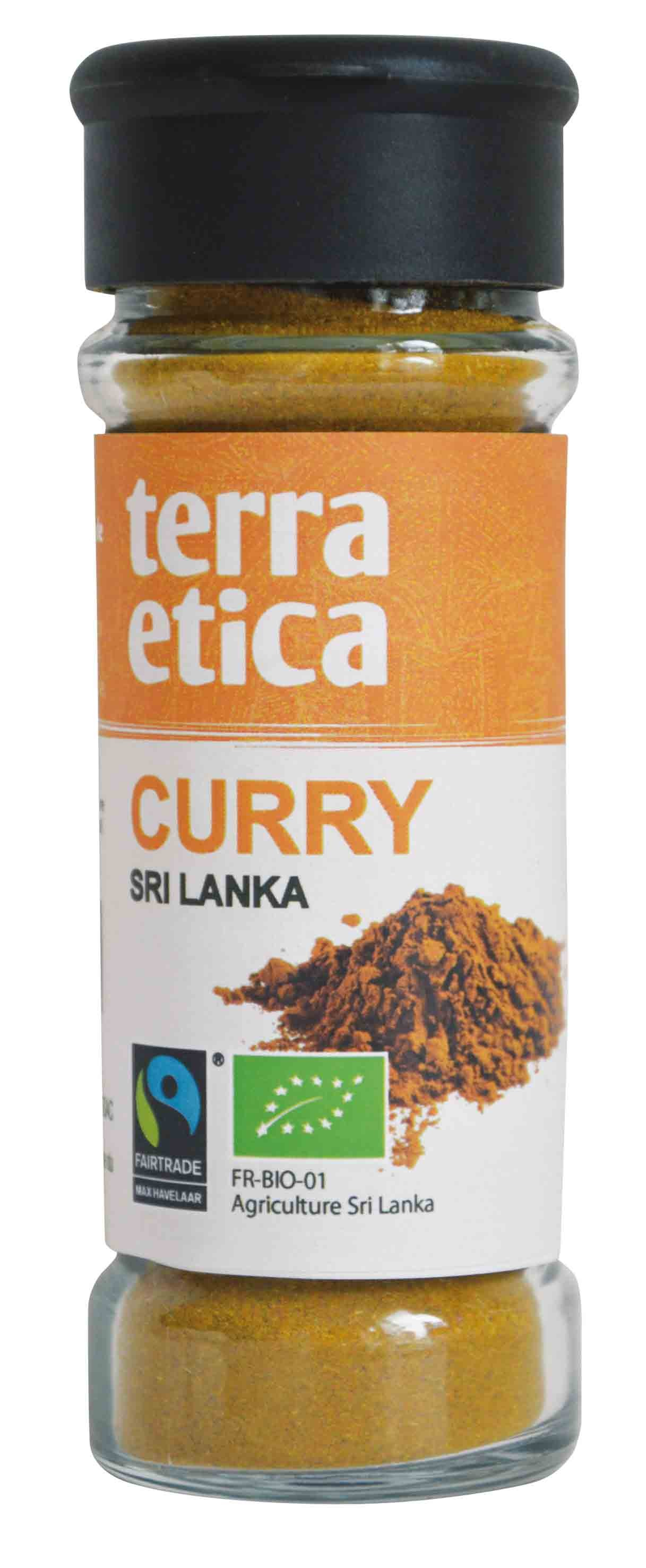 Terra Etica - Curry poeder - 40 gr
