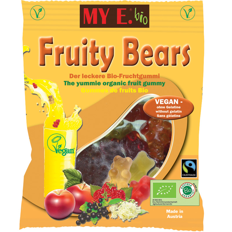 Fruity Bears