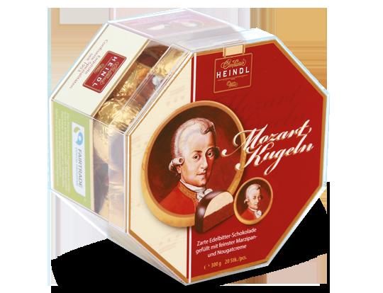 Mozartkugeln Dose