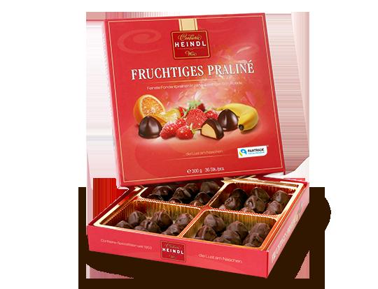 Fruchtiges Praline