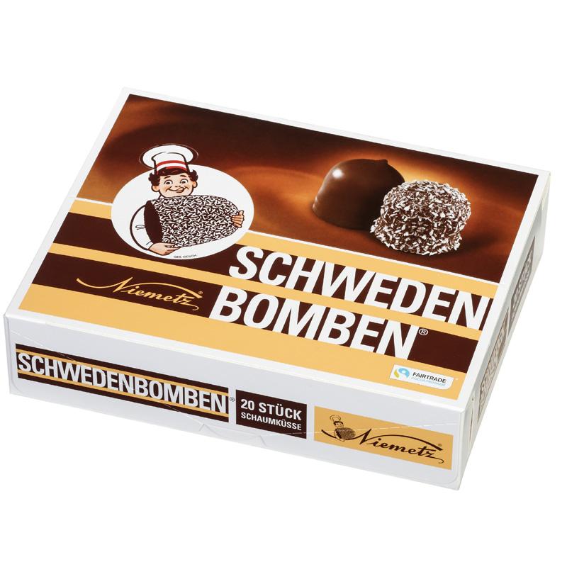 Schwedenbomben 20er