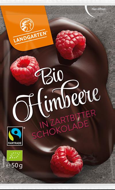 Bio FT Himbeere Zartbitter 50g