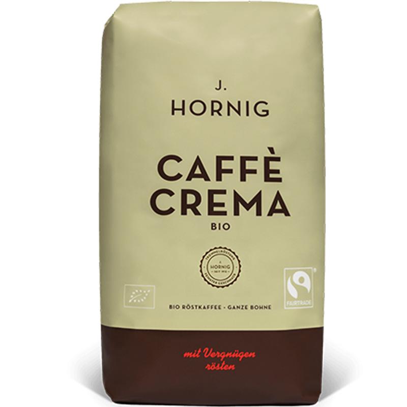 Caffé Crema ganze Bohne