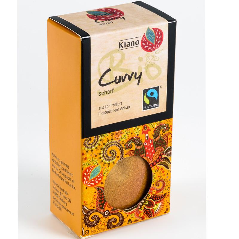 Curry- Hot Powder