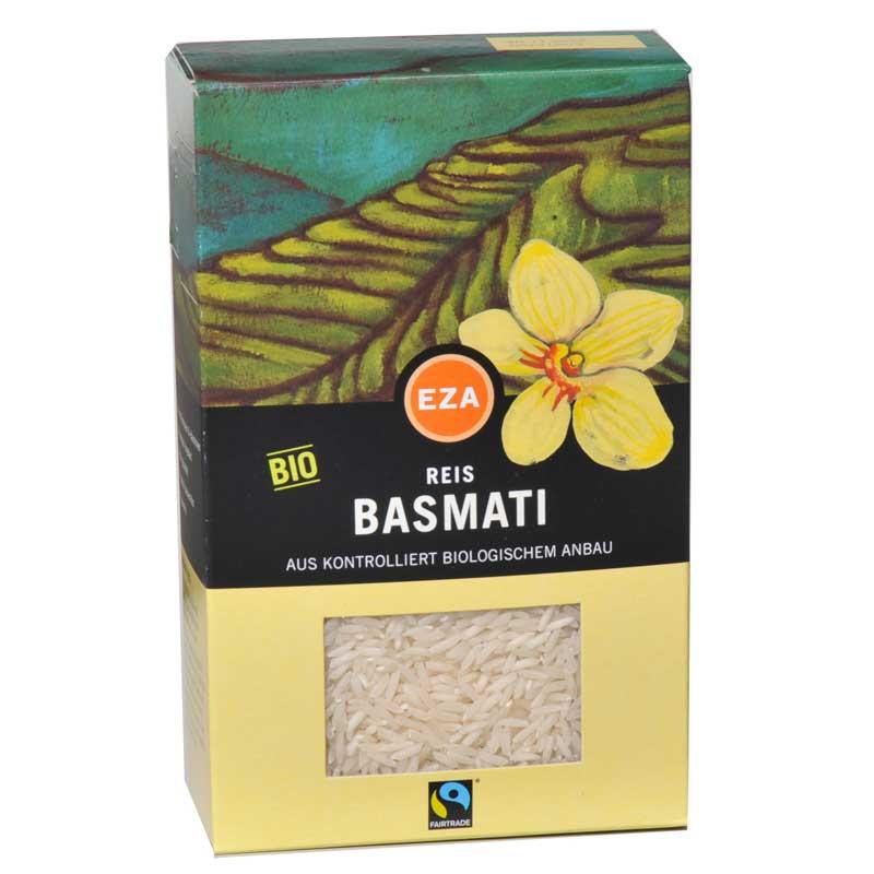 Basmati Reis geschält