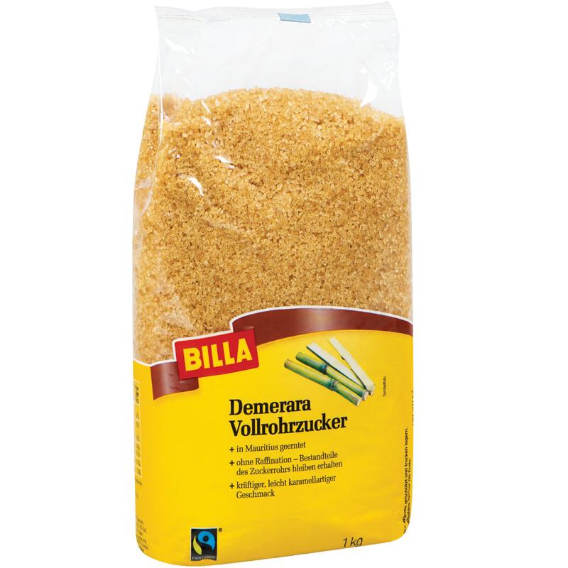 Demerara Vollrohrzucker