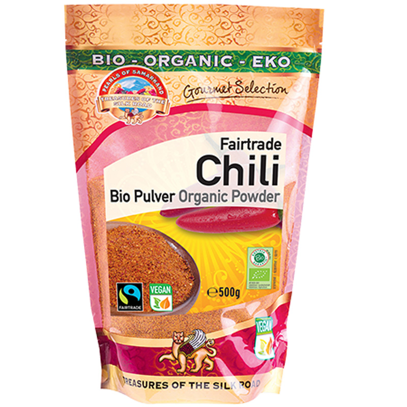Chili Pulver
