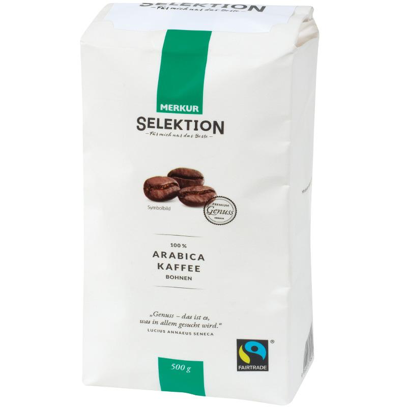 Arabica Kaffee Bohnen