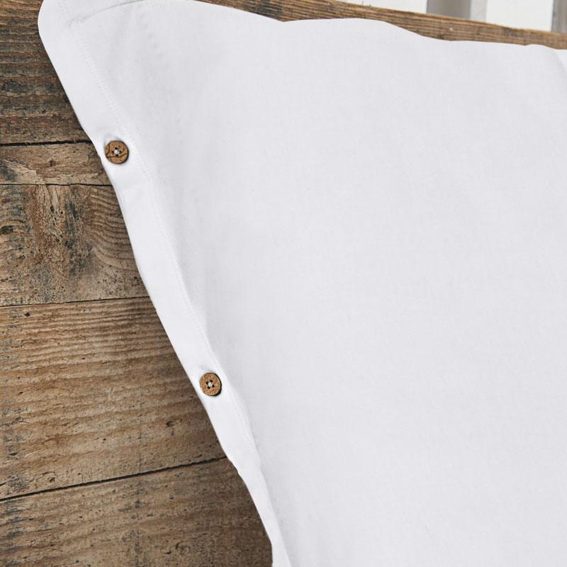Kalani – Taie d'oreiller en Jersey – 65×65 cm