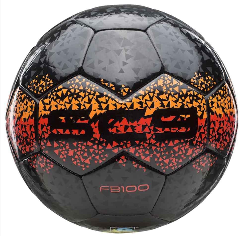 FB100 FOOTBALL FT  BLACK PRINTED 5