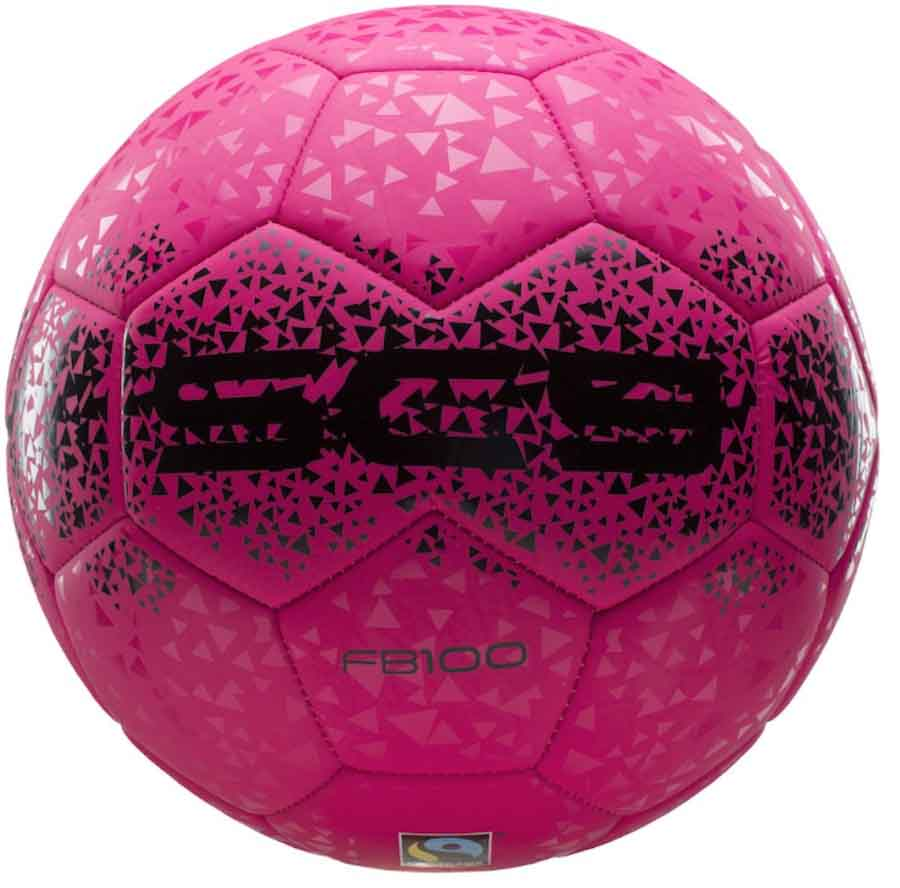 FB100 FOOTBALL FT  PINK PRINTED 5