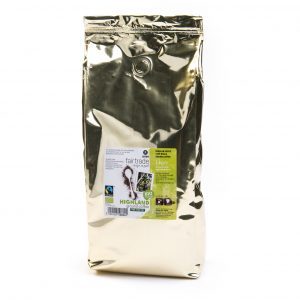 Oxfam Fair Trade – Café Highland bio moulu – 1 kg