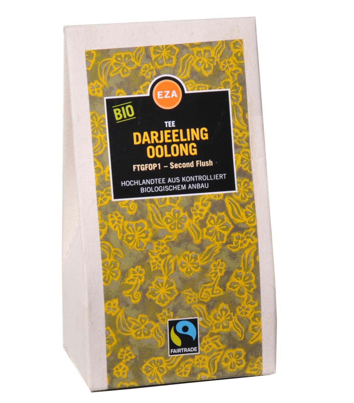 Darjeeling Oolong