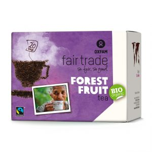 Oxfam Fair Trade – Thé bio fruits des bois – 36 gr