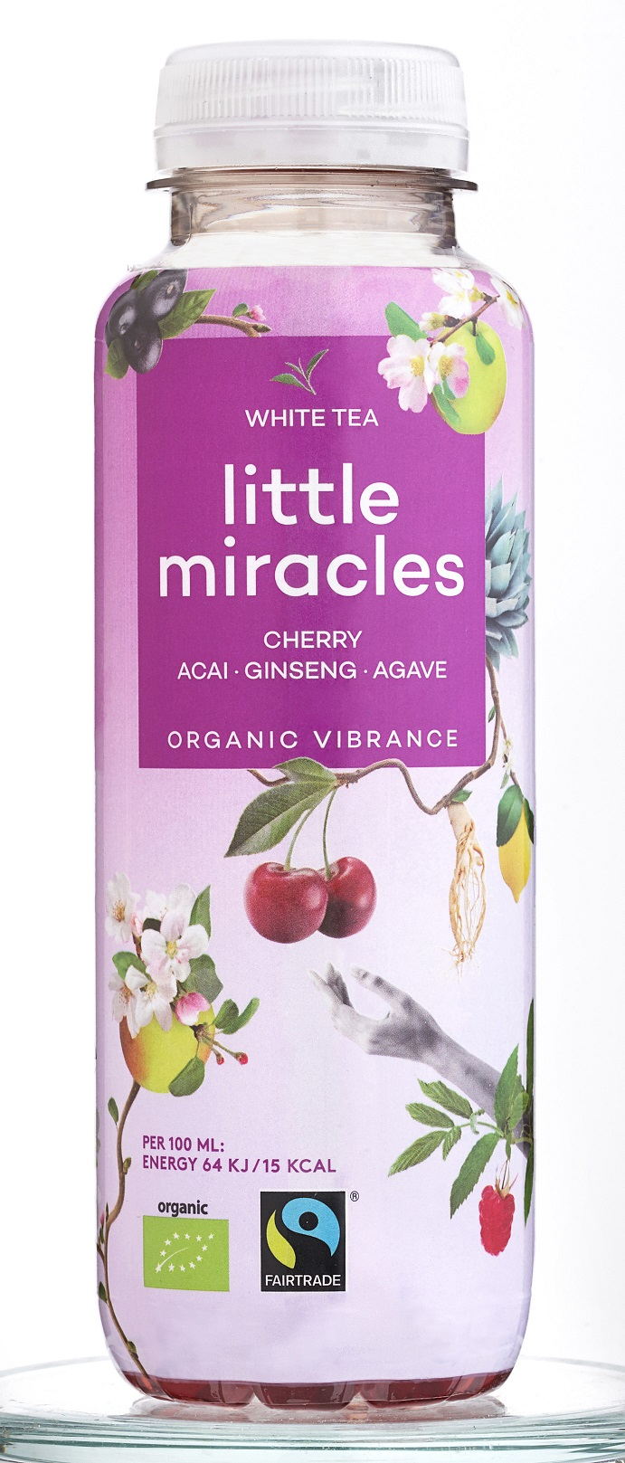 Little Miracles White Tea Cherry