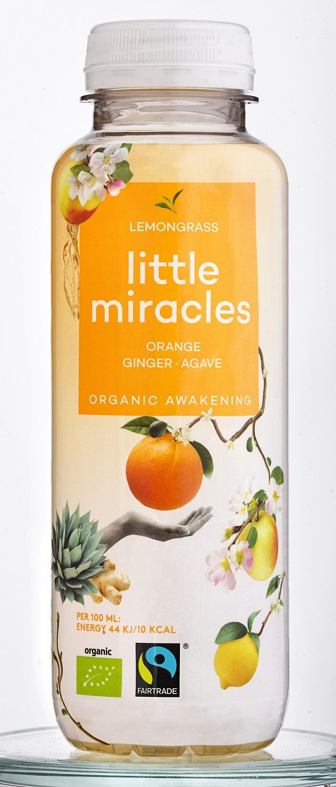 Little Miracles Lemongrass Orange