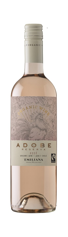 Adobe Reserva - Rose (Syrah, Cabernet Sauvignon)