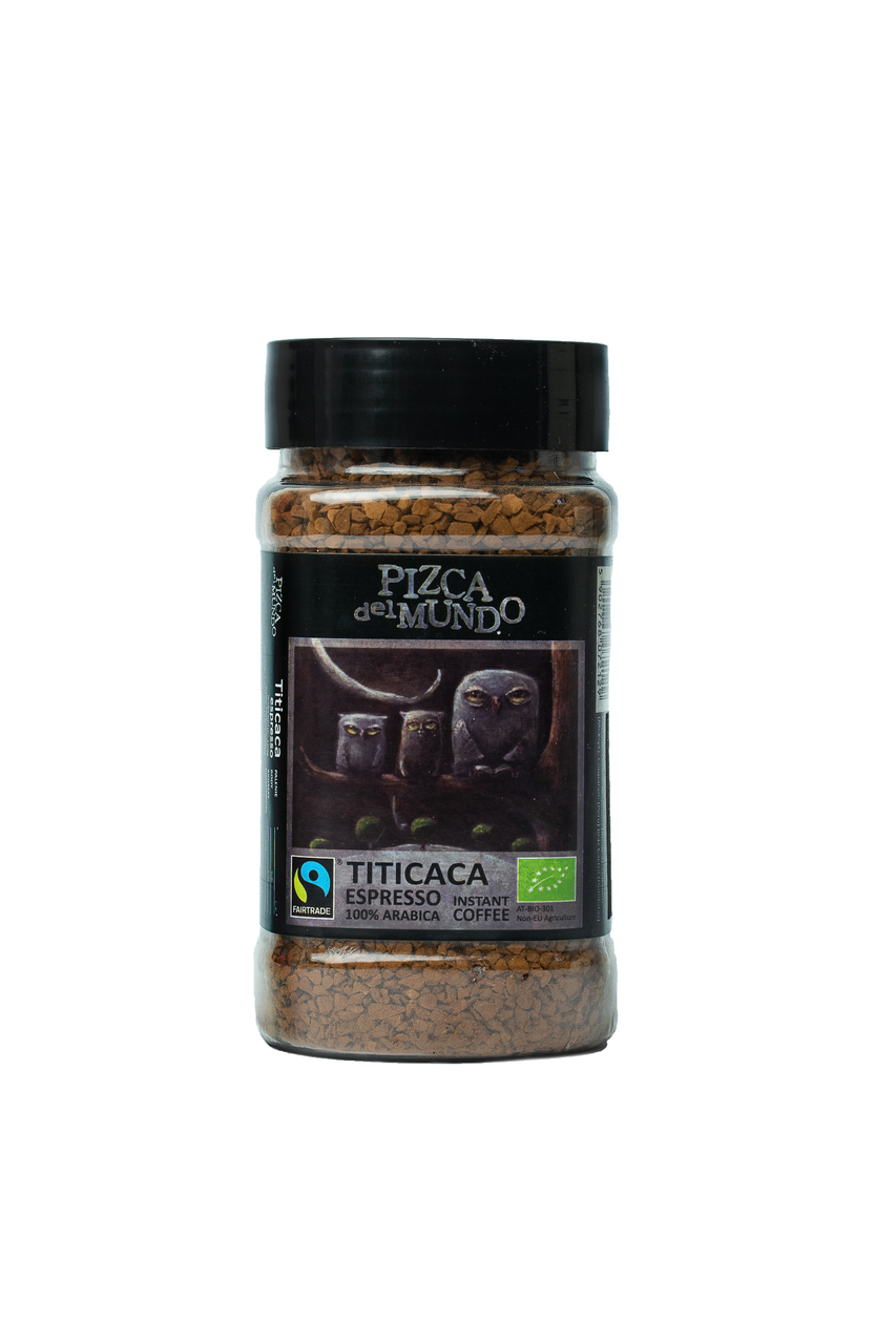 Titicaca instant coffee