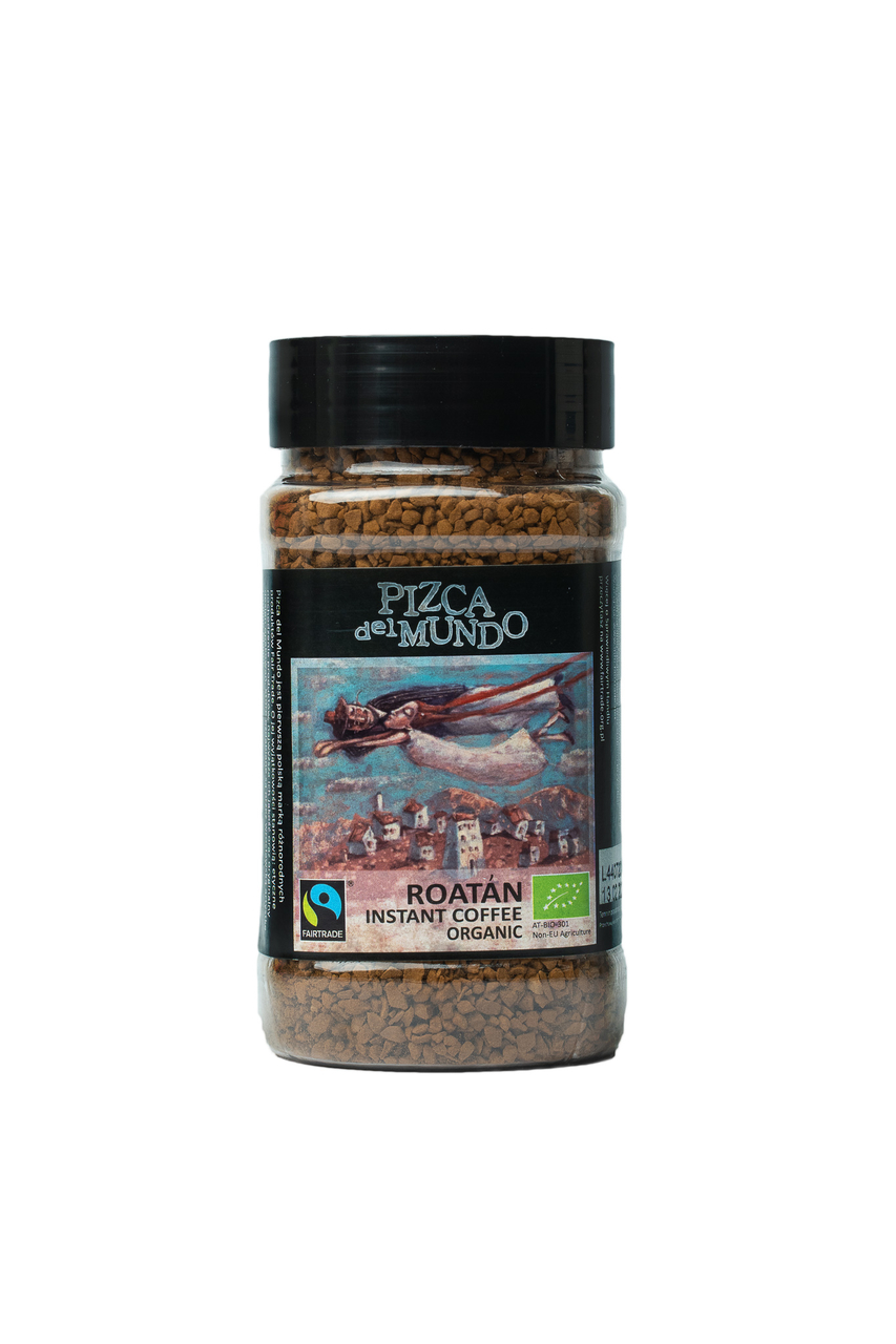 Roatan instant coffee