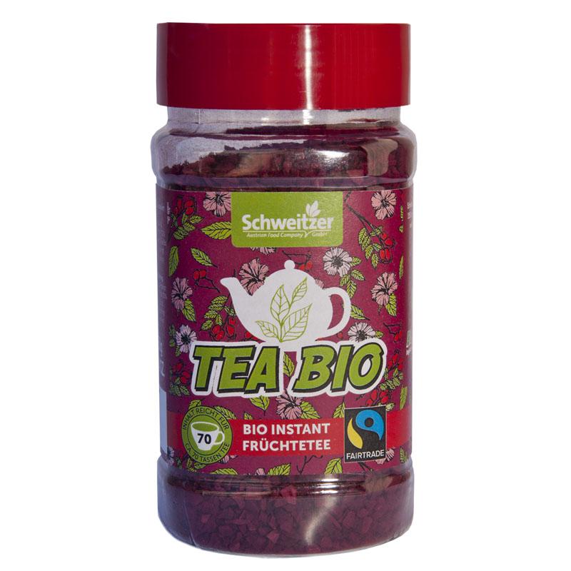 Früchte Tee-Glas