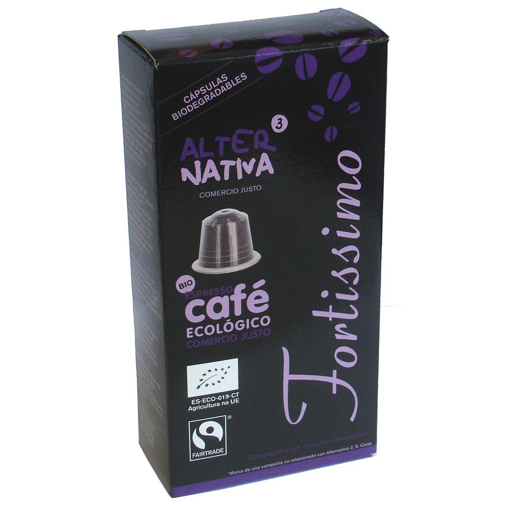 Cápsulas de cafè Fortissimo